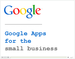Google Apps for the Small Business