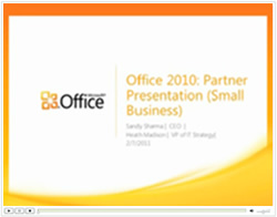 Office 2010 for Small Businesses