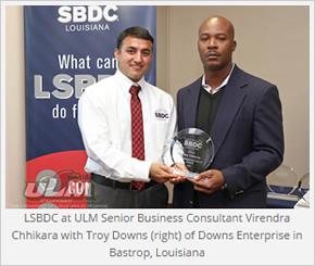 Louisiana SBDC Success Story