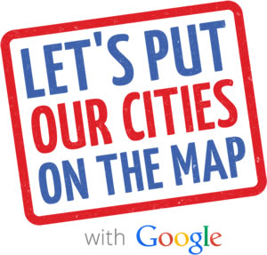 Google-On_The_Map-logo
