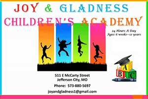 Joy & Gladness Children's Academy