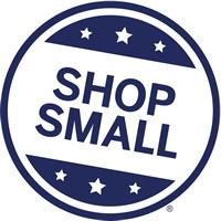 Shop Small - American Express logo