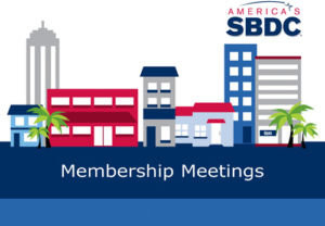 Member Meetings