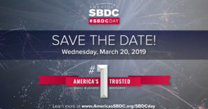 SBDC Day 2019 - Save the Date