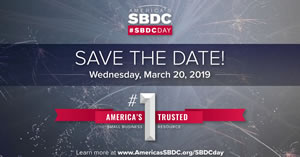 SBDCDay Save the Date