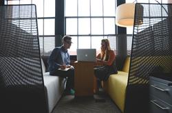 Reunión de pequeños negocios