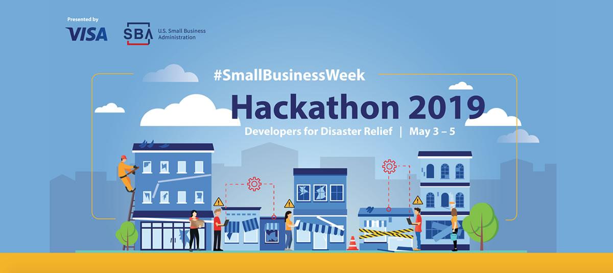 2019 Small Business Week Hackathon