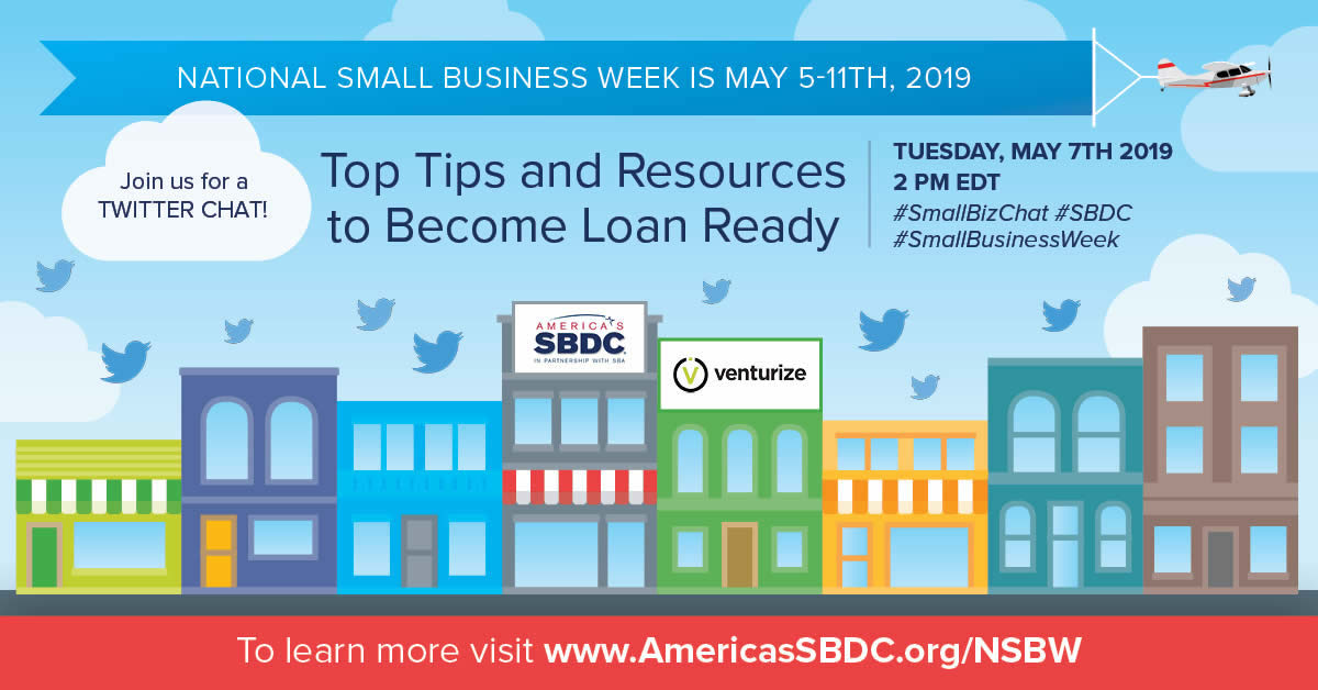 National Small Business Week - America's SBDC
