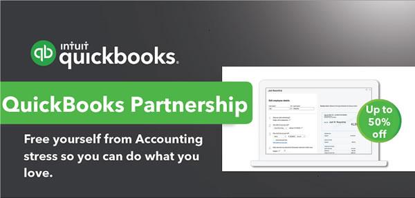 Intuit QuickBooks Partnership Discount