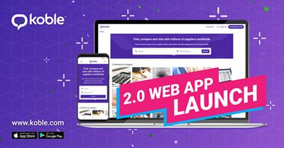 Koble web app