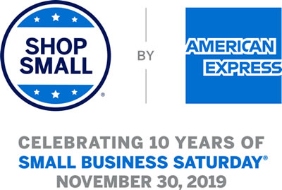 American Express - Shop Small logo