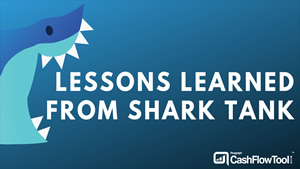 Lessons Learned From Shark Tank