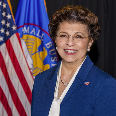 Administrator Jovita Carranza