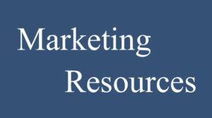 Marketing Resources - header