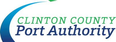 Clinton County Port Authority logo