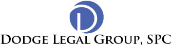 Dodge Legal Group logo