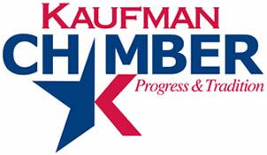 Kaufman Chamber logo