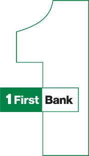 First Bank - logo