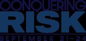 Conference logo - Conquering Risk