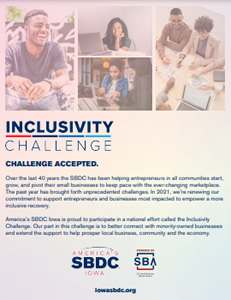 Inclusivity Event Invitation